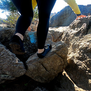 Why you should wear barefoot shoes after structural integration